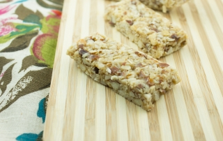 Grain Free Granola Bars