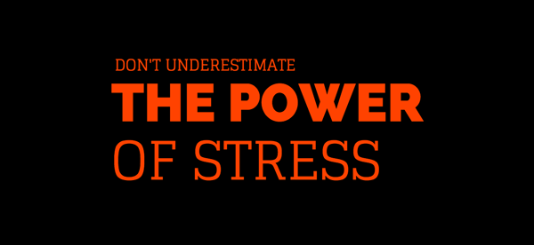 power of stress