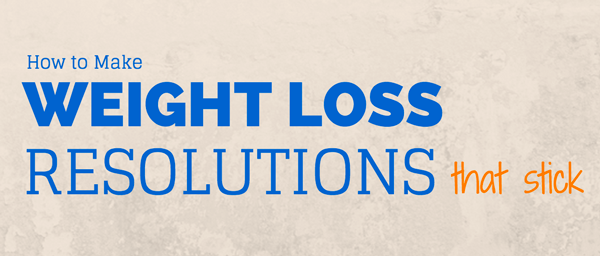 weight loss resolution