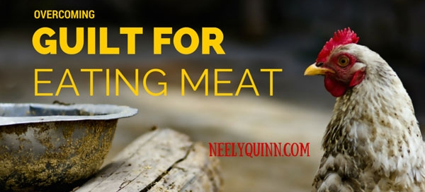 guilt for eating meat