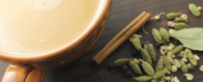 Creamy Chai Tea