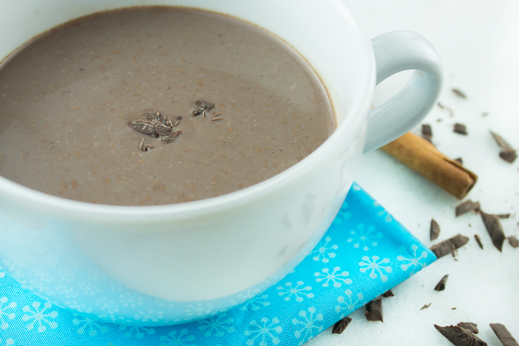 Dairy Free Hot Cocoa