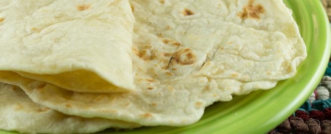 Soft Tortillas