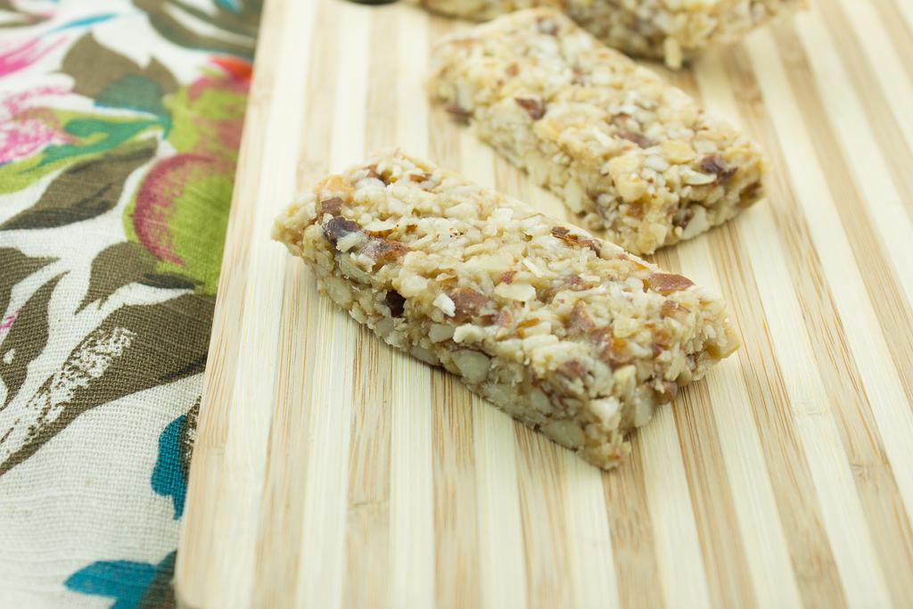 Grain Free Granola Bars